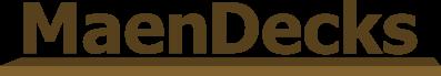 Maendecks
